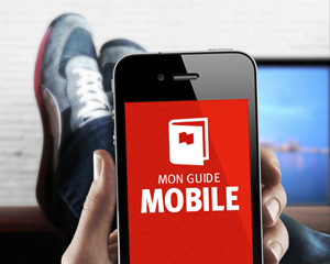 Guide mobile de la Banque Nationale