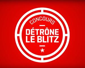 Concours Détrône le Blitz