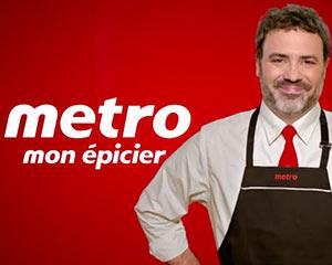 Spot télé Metro Printemps